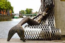The Little Mermaid Sculpture, Klaipeda, Lithuania