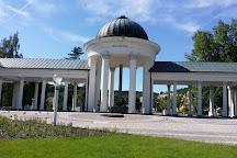 Singing Fountain, Marianske Lazne, Czech Republic
