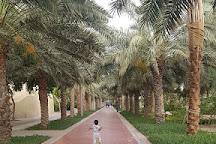 Al Ittihad Park, Dubai, United Arab Emirates