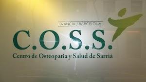 Centro de Osteopatia y Salud de Sarrià C.O.S.S.