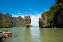 James Bond Island, Ao Phang Nga National Park, Thailand