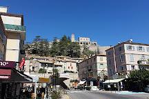 Citadelle de Sisteron, Sisteron, France