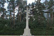 Becklingen War Cemetery, Soltau, Germany