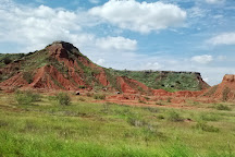 Gloss Mountain State Park, Fairview, United States