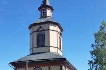 Kannuksen Kirkko, Kannus, Finland