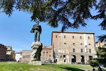 Piazza della Pace, Parma, Italy