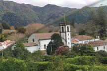 Igreja de Santa Ana, Furnas, Portugal