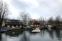 Ufschotti Park, Lucerne, Switzerland
