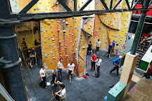 Castle Climbing Centre, London, United Kingdom