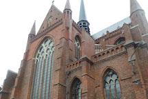 Landhuis Saint Walburga Church, Veurne, Belgium