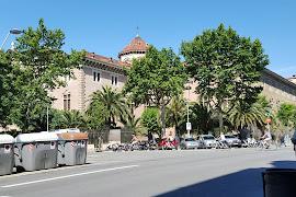 Автобусная станция   Gran Via   Balmes