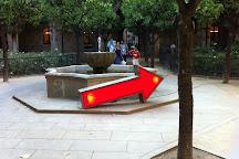 Jardins de Rubio i Lluch, Barcelona, Spain
