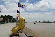 Royal Palace Park, Phnom Penh, Cambodia