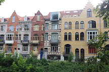 Smedenpoort, Bruges, Belgium
