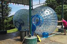 Rollerball Zorbing Phuket, Patong, Thailand