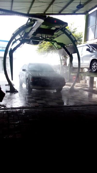 Robotic Carwash Yogyakarta