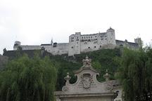 Kapitelplatz & Kapitelschwemme, Salzburg, Austria