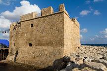 Paphos Harbour Castle, Paphos, Cyprus
