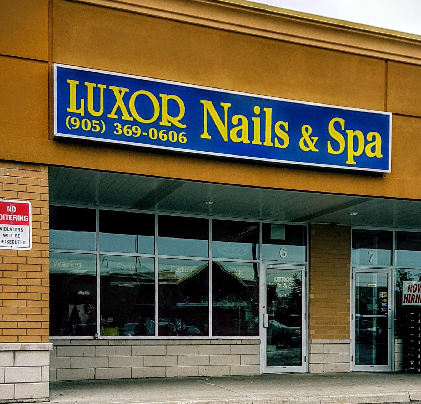 Luxor Nails And Spa - Beauty Salon - 1 Photo & 9 Reviews ...