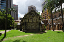 Old St Stephen's Catholic Church (Pugin Chapel), Brisbane, Australia