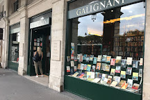 Librairie Galignani, Paris, France