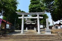 Takabeya Shrine, Isehara, Japan