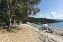 Kerasia Beach, Kassiopi, Greece