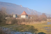 Chateau Thomas II de Savoie, Le Bourget-du-Lac, France