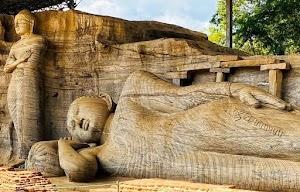 Gal Vihara (Rock Temple)