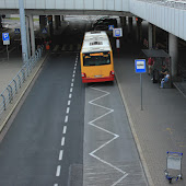 Автобусная станция   Lotnisko Chopina   Przyloty 02