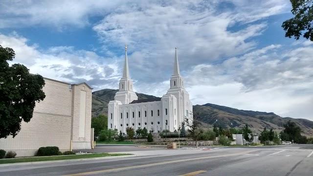 Brigham City, Utah Temple