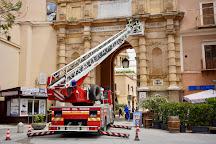 Porta Garibaldi, Marsala, Italy