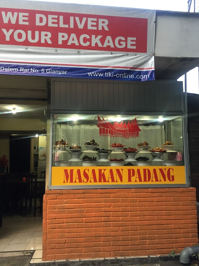 Rumah Makan Padang Ampera Gianyar