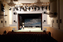 State National Theater of Udmurf Republic, Izhevsk, Russia