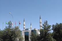 Ertugrul Gazi Mosque, Ashgabat, Turkmenistan