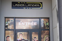 Laser Lander Dieppe, Dieppe, France