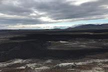 Krafla Lava Fields, Lake Myvatn, Iceland
