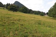Salto Degli Sposi, Castione della Presolana, Italy