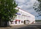 Улыбка радуги, Волжская набережная на фото Рыбинска