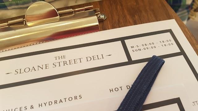 The Sloane Street Deli