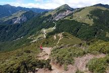 Hehuan Mountain (Hehuanshan), Ren'ai Township, Taiwan