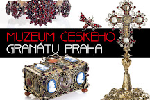 Muzeum ceskeho granatu, Prague, Czech Republic