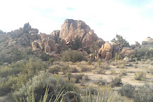 Hidden Valley Nature Trail, Joshua Tree National Park, United States