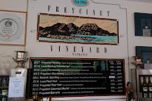 Freycinet Vineyards, Bicheno, Australia