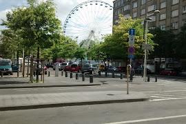 Автобусная станция   Brussels City Center   Midi Train