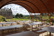 Chateau de la Roche-Jagu, Brittany, France