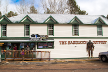 The Sasquatch Outpost, Bailey, United States