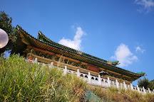 Ling Yan Monastery, Hong Kong, China