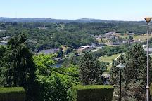 Rosalia de Castro Park, Lugo, Spain