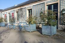 Versailles's garden souvenirs shop, Versailles, France